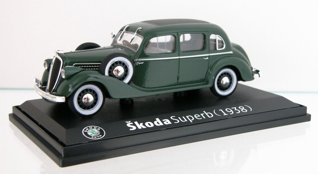 "Škoda Superb 913 ""1938"" Abrex"