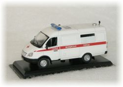 "GAZ 32214  Gazelle - Ambulance   ""2012"""