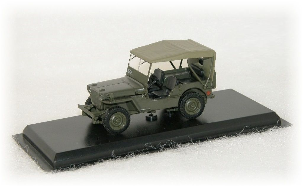 "Jeep Willys MB ""1941"" DeAgostini"