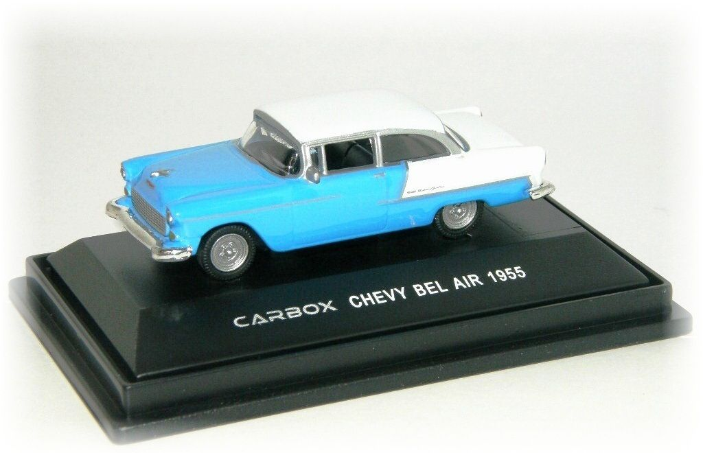 """CHEVY BEL AIR """"1955"""" Carbox"""