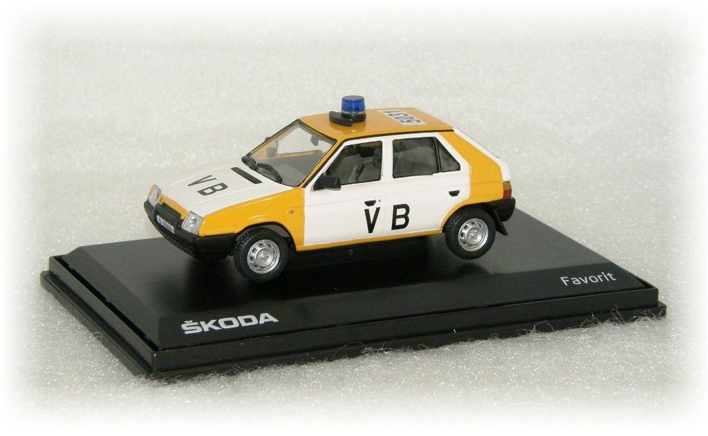 "Škoda Favorit VB ""1988"" Abrex"