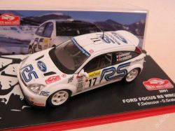 "Ford Focus RS WRC Rally  No.17  ""2001"""