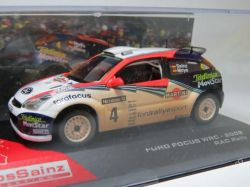 "Ford Focus WRC Rally  No.4  ""2002"""