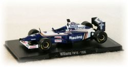 "Williams formule FW18 No.5   ""1996"""