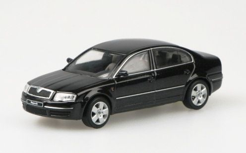 "Škoda Superb ""2001"" Abrex"