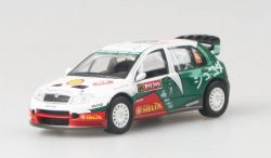 "Škoda Fabia WRC EVO II Rally Japan No.12  ""2005"""