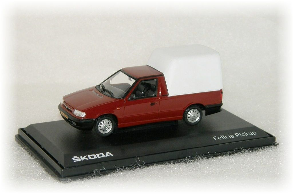 Škoda Felicia Pick-up Abrex