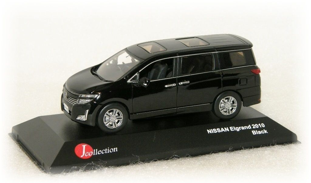 "Nissan Elgrand ""2010"" J-COLLECTION"
